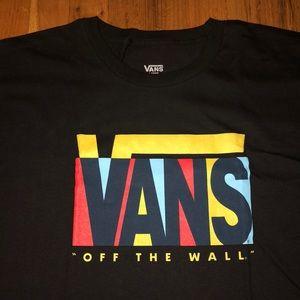 🕹NWOT - Rare Vans - Off The Wall Tee🕹